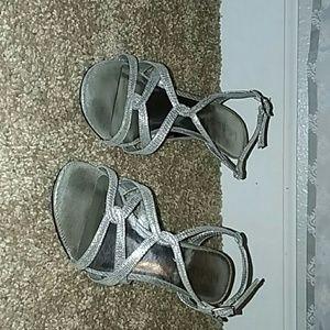 Kelly and Katie high heels
